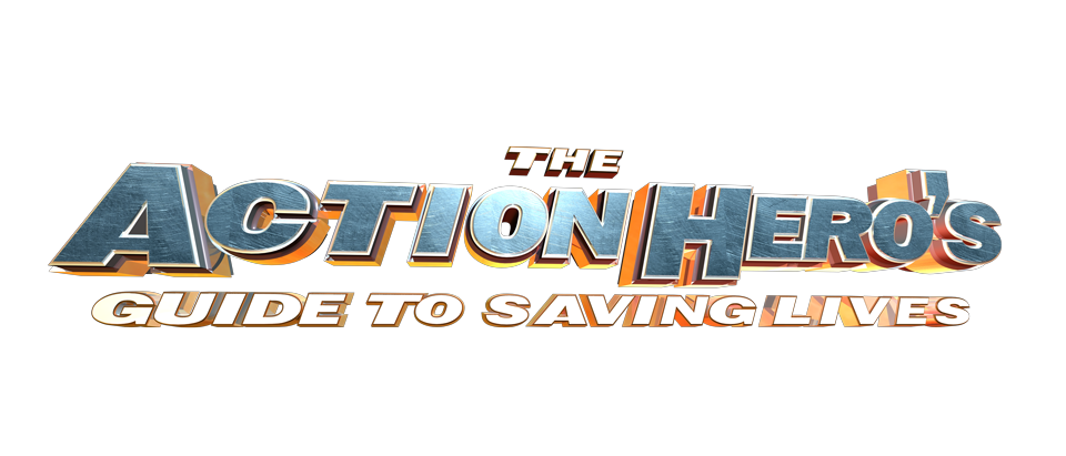 Action Hero's Guide to Saving Lives logo