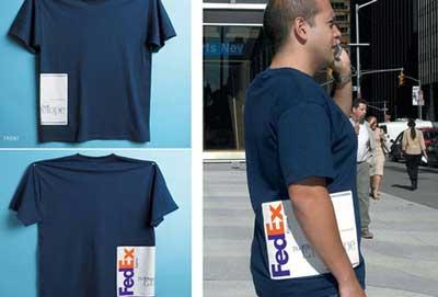 fedex t shirt