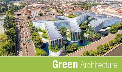 SOM green building