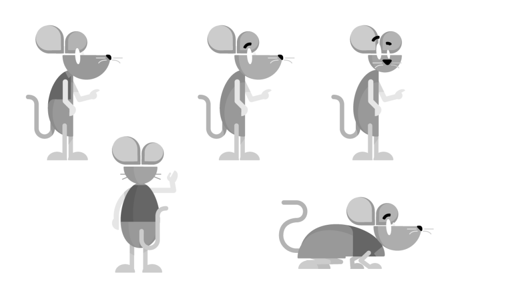mouse-character