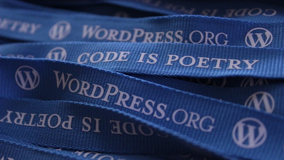 WordPress code is poetry