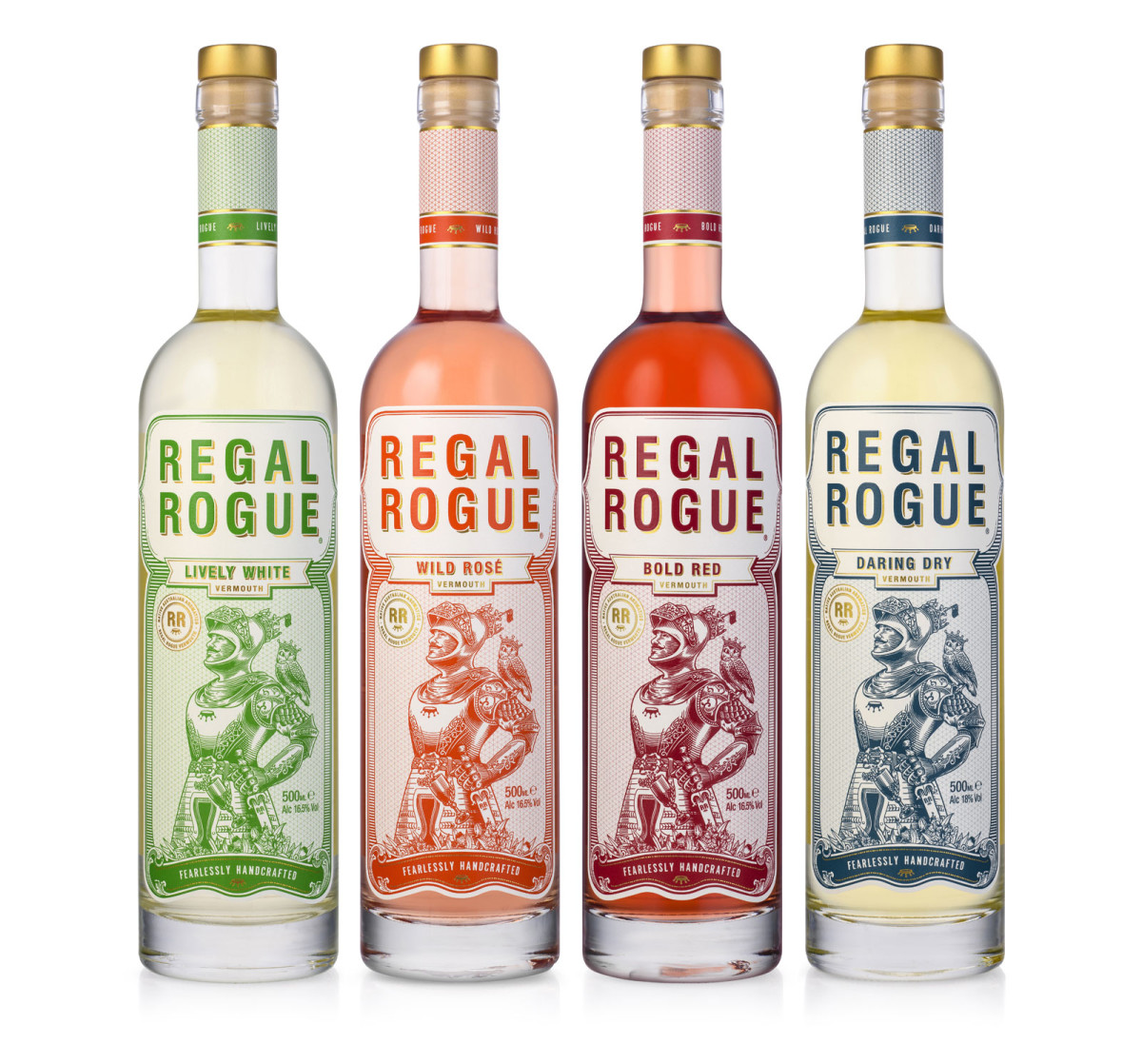 Regal Rogue is fearlessly handcrafted by combining a selection of native Australian aromatics with Hunter Valley wines.